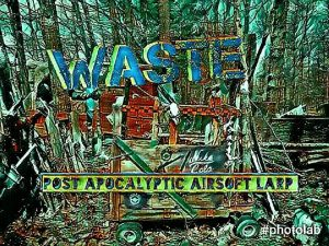 WASTE - Summer's End 5 | Airsoft LARP @ WASTE | Six Lakes | Michigan | United States
