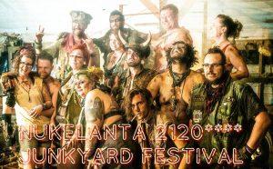 Nukelanta Junkyard Festival 2120 @ Forged Valley
