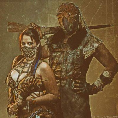 Aesthetic Apocalypse costume